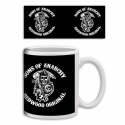 "Mug ""Sons of Anarchy"" logo"