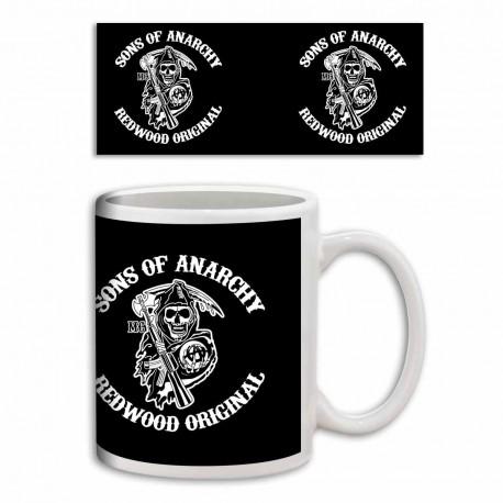"""Mug """"Sons of Anarchy"""" logo"""