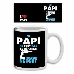 """Mug """"papi bricoleur"""""""