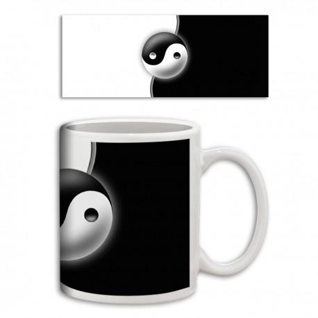 """Mug """"Ying Yang"""""""
