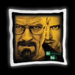 "Coussin ""Breaking bad"""