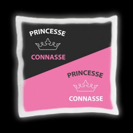 """Coussin """"Princesse Connasse"""""""