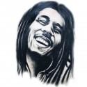 "Tatoo temporaire Bob Marley ""Enjoy"""