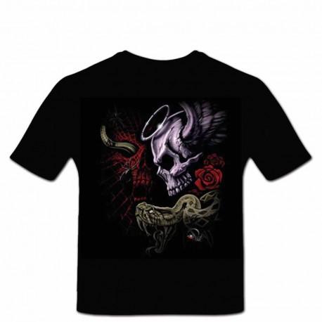 "Tshirt ""Le Saint Crâne"""