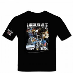 Tee shirt personnalisé Eagle Truck