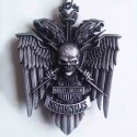 Porte-clés Harley Skull