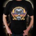 Tee shirt personnalisé Live the legend