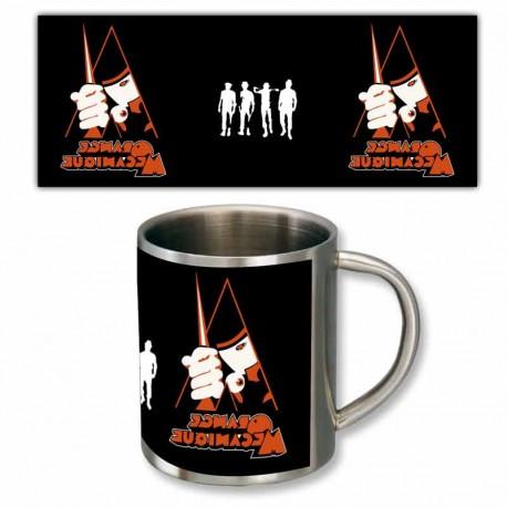 Mug Orange Mecanique