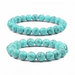 Bracelets en Turquoise