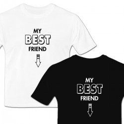 Tshirt my best friend