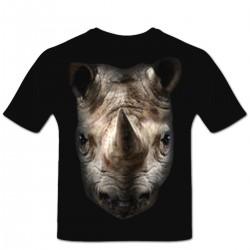 T-shirt rhinoceros