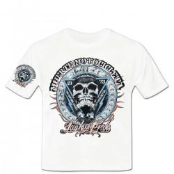 Tshirt Muerte Motocycleta
