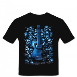 Tshirt Blue nightmare