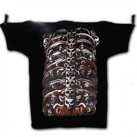 Tshirt Armure d'Os