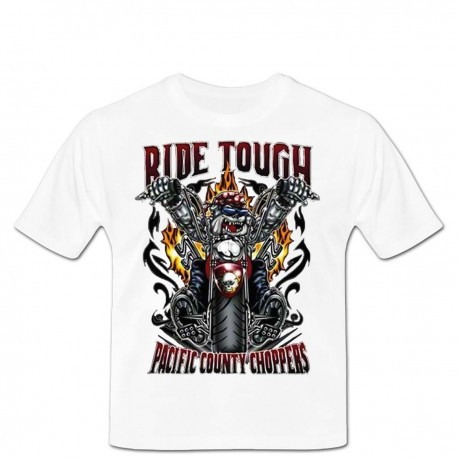 Tshirt Bulldog Chopper