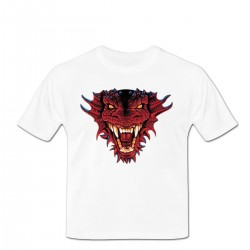 Tshirt Dragon's Head