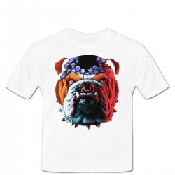 Tshirt Pirate Bulldog