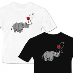 Tshirt Rhino Bilboquet