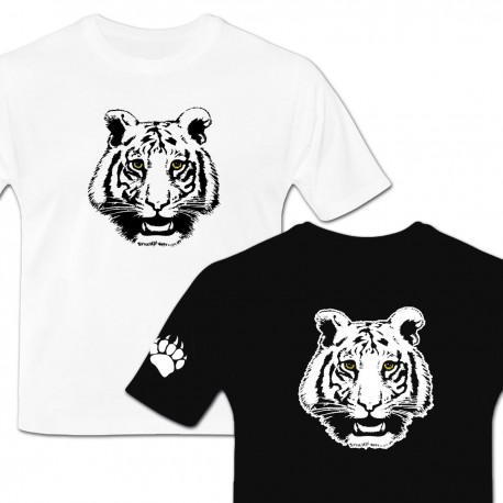 Tshirt Eye of the tiger