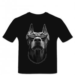 Tshirt Mafia doberman