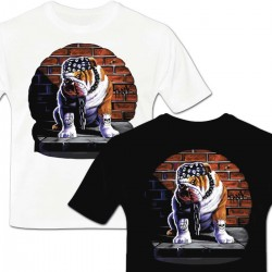 Tshirt Gang's Bulldog