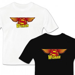 Tshirt Super Woman
