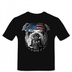 Tshirt American Bulldog