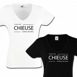 Tshirt Chieuse